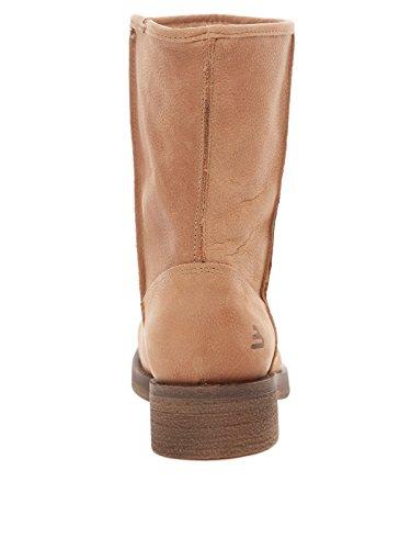 BULLBOXER - Botas de Cuero para mujer marrón marrón marrón