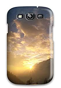 Hot 3721638K45499663 Fashion Protective Sunsets S Case Cover For Galaxy S3