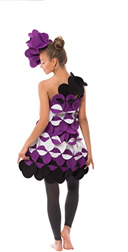 Aurora Ballerina Costume (Costume Puzzle Aurora The Creative Ballerina | Fashion Design Building Blocks Game for Kids | 6 - 12 Year Old Girls & Boys | Creative and Educational Toy for Children who love Arts & Crafts)
