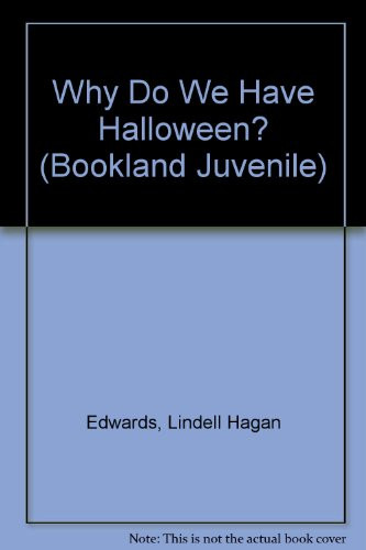 Why Do We Have Halloween? (Bookland Juvenile)
