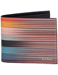 Men's AUXC4832W95496 Multicolor Faux Leather Wallet