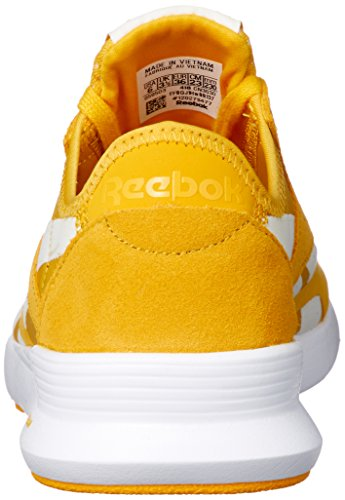Gold 000 Zapatillas Cl Nylon Multicolor Mars de Deporte para Fierce Og Blocking Reebok White Mujer SP Chalk 7Sawt47gq