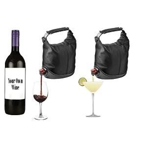 Creative Danes 6-Pack Disposable Beverage Bag