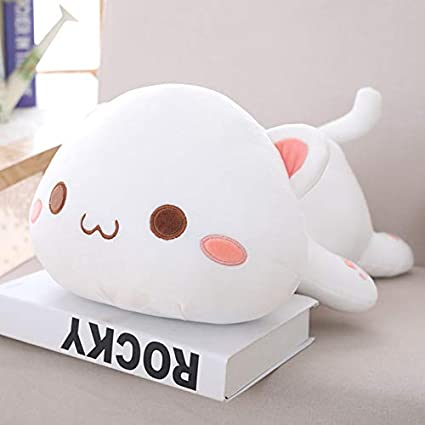 MIAOOWA Official Store 1un 35/50/65cm Kawaii Mentiroso Gato ...