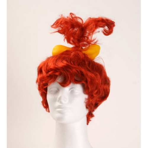 Amazon.com  Lacey Pebbles Wigs (Top-Knot)  Clothing c35488fa9368