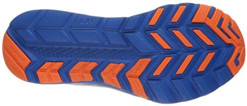 Saucony Herren Kinvara 8 Laufschuh Grau / Blau / Orange
