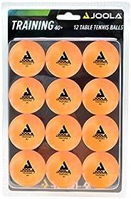JOOLA Bolas de tênis de mesa 3 Star Training pacote com 12, 60 ou 120 – Bolas de pingue-pongue de 40 mm para c