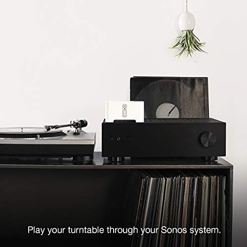 Sonos Connect Wireless Receiver Component with Alexa for Streaming Music - White (Renewed) by Sonos (Image #4)