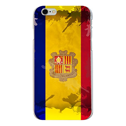 """Disagu Design Case Coque pour Apple iPhone 6 PLUS Housse etui coque pochette """"Andorra"""""""