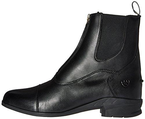 Ariat Heritage IV Womens Zip Paddock Boot - Brown Black K4F2tO1tlj