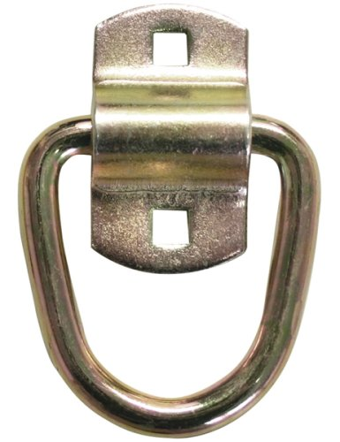 3,666 lbs Working Load Limit Keeper 04527 Trailer 3-3//8 Wire Anchor Ring Hardware