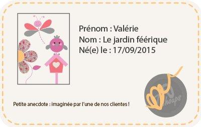 Chaussons BÉbÉ Cuir Souple Le Jardin Feerique De Valerie-23/24