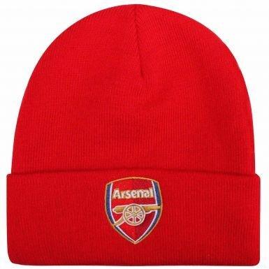 5d615dc1d01bae Amazon.com : Official Arsenal FC (Premier League) Crest Bronx Hat ...