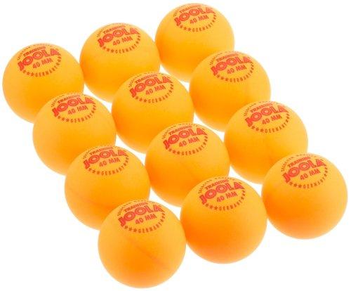 Joola 1 star 40mm training table tennis balls 12 pack for 1 gross table tennis balls