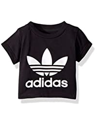 adidas Originals Unisex-Baby Infant Trefoil Tee
