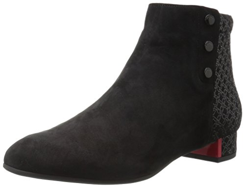 LIDA Print Black Boot Women's Chain BeautiFeel Ankle Combination OvFSq