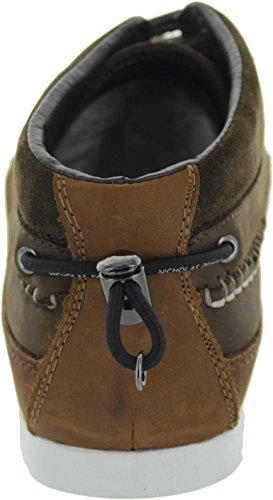 à Nicholas pour de Chaussures berenger Lacets Ville Marron Homme Deakins Marron 0XwxrXqTa
