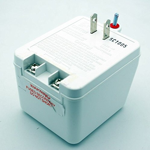 Napco Alarms - Alarm System Plug-in Power Supply Transformer 16.5VAC 40VA