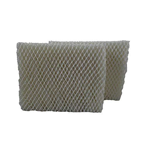 (2 PACK COMPATIBLE HOLMES HM250 WICK HUMIDIFIER FILTERS)