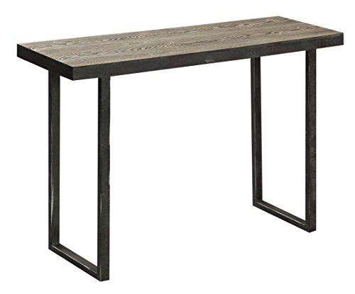 e Console Table, Brown ()