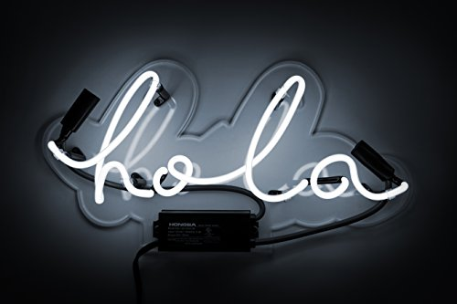 The Oliver Gal Artist Co. Oliver Gal |Love Neon Sign |Original Handmade Neon Light. Modern Wall Decor. 20x4 inch, Red