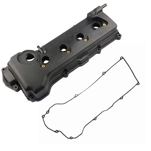 MOSTPLUS New Engine Valve Cover For 2000 2001 2002 Nissan Sentra GXE XE CA Sedan 1.8L 132644Z011