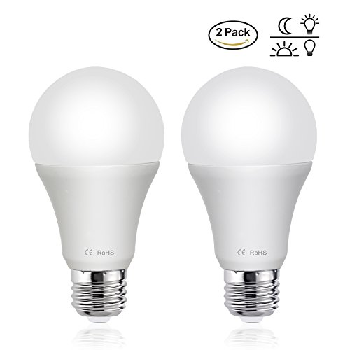 Led Light Bulb With Photocell - 5