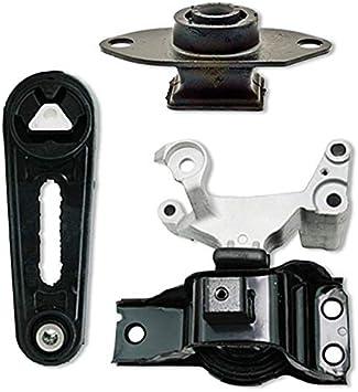 for 07-12 Nissan Sentra 2.0L for Manual. Transmission /& Torque Strut Mount 2PCS