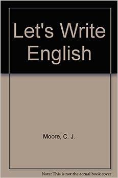 Let's Write English