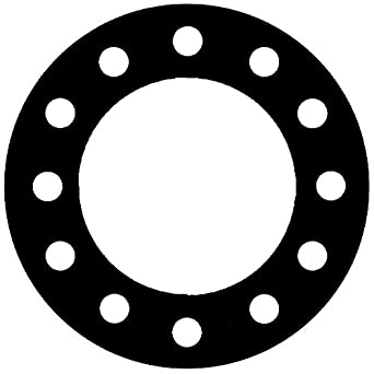Expanded Teflon//PTFE Soft 14 Pipe Size 14 ID Pressure Class 300# Full Face Gasket 1//16 Thick Sterling Seal /& Supply CFF1501.1400.062.300X1 1501 Inc