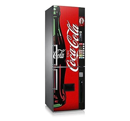 Vinilo para nevera | Stickers Fridge | Pegatina Frigo | Coke ...