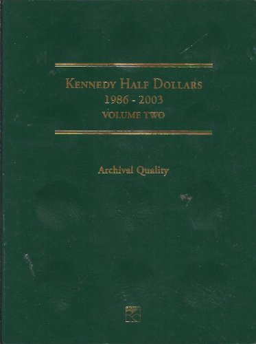 Kennedy Half Dollars 1986 – 1998 (Volume Two)
