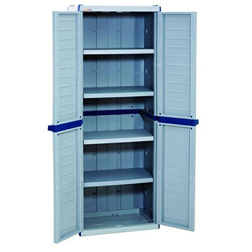 RIMAX 72-inch Storage Cabinet with 5 Shelves by Rimax
