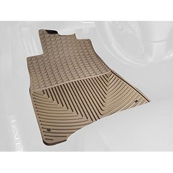 WeatherTech Custom Fit Front FloorLiner for Lexus IS250//IS300//IS350 Black