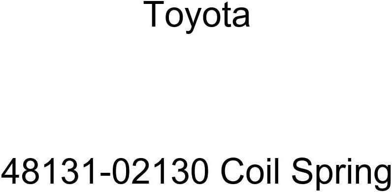 Genuine Toyota 48131-02130 Coil Spring