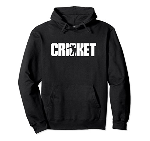 Unisex Cricket Hoodies XL: - Cricket Hoodie Mens