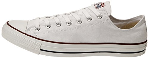 Adulto Sneaker Unisex Bianco M7652 Can Converse Ox Optical Optic blanc As xnwq6pU0
