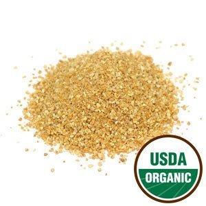 - Organic Orange Peel Granules