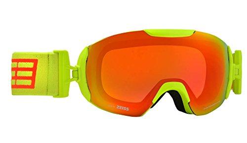 Saule 604darwf Masque de ski, jaune