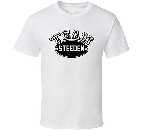 team-steeden-family-reunion-last-name-sports-t-shirt-m-white