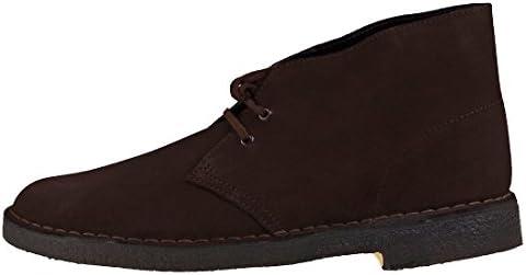 Clarks Originals Men's Desert Boot Lace-Ups, Brown (Brown SDE), 11 UK