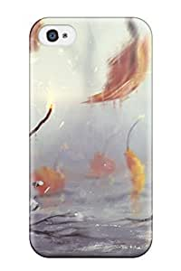 New Cute Funny The Autumn Leaves Case Cover/ Iphone 5C Case Cover