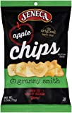 Seneca, Crispy Apple Chips, Granny Smith (Pack of 36)