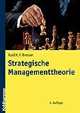 Strategische Managementtheorie, Bresser, Rudi K. F., 3170215892