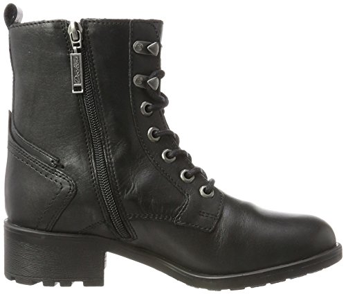 Donna Nero Dockers By Boots 41bl204 Gerli 100100 Chelsea schwarz grq7wqY4fc