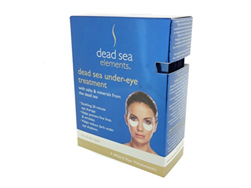 Dead Sea Elements Dead Sea Under-Eye Treament - 5 Eye (Dead Sea Eye)