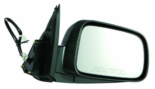 - Depo 317-5410R3EB Honda CR-V LX/EX Passenger Side Textured Non-Heated Power Mirror