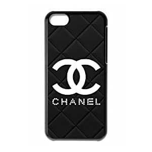 DIY phone case chanel cover case For iPhone 5C JHDSQ3237