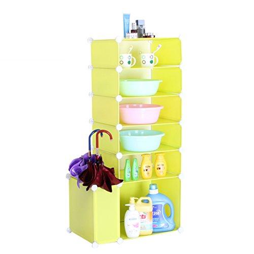 Square Basin/[Plastic Shelving]/Floor Shelves/bathroom/storage Corner  Brackets