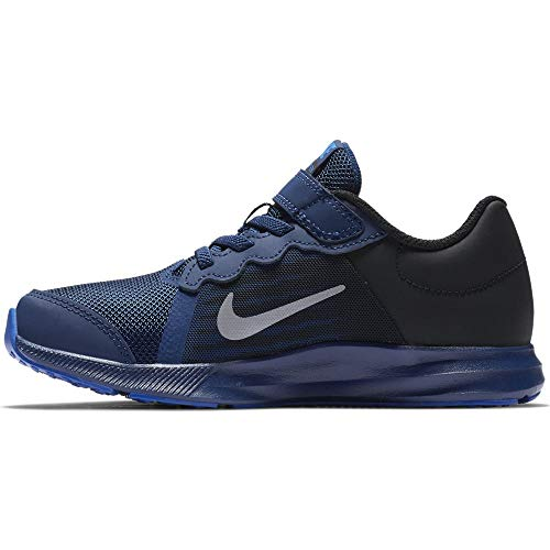 Nike Downshifter Multicolore Da black psv Silver Rfl Void 400 Bambino Scarpe reflect 8 blue Fitness pZqwpdr
